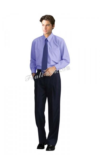 职业装衬衫图片