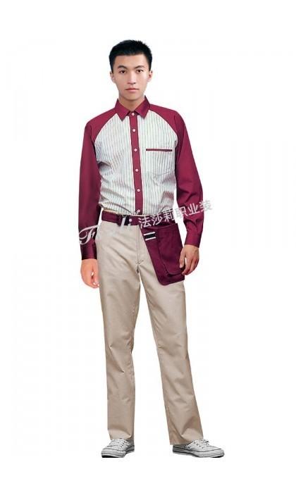 快餐厅男装制服图片