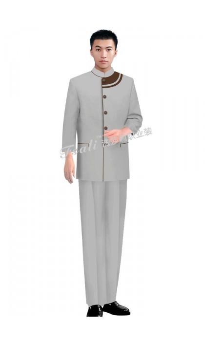 清洁男装服装