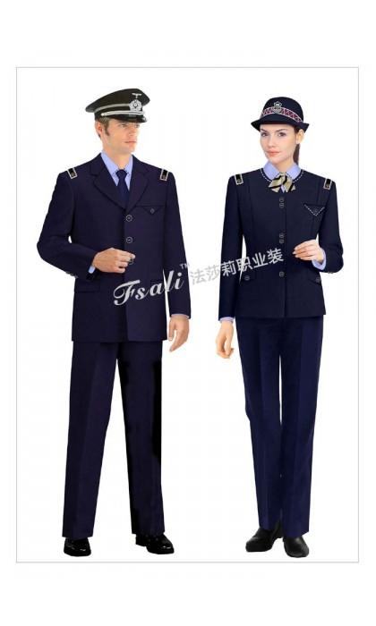 执法西服装图片