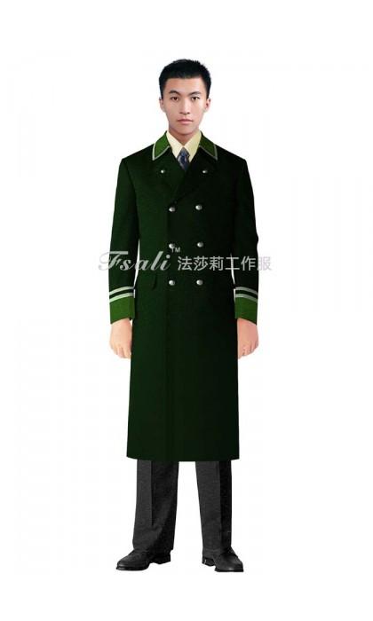 公交大衣制服图片