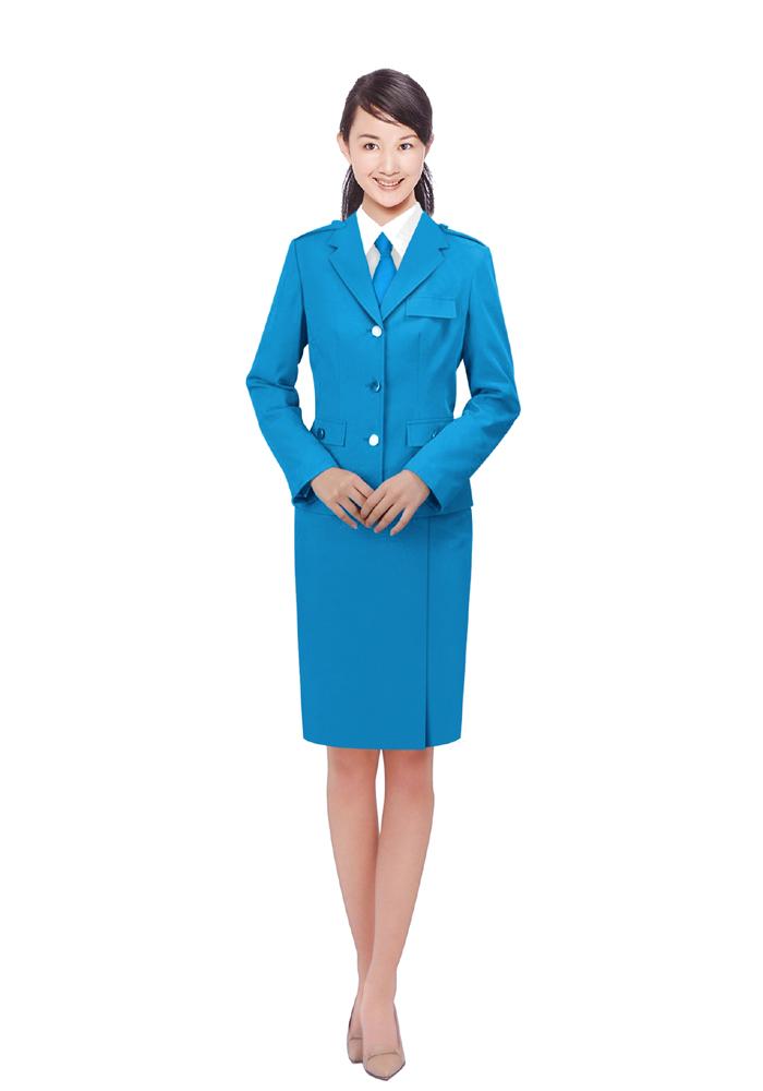 定做航空裙装1