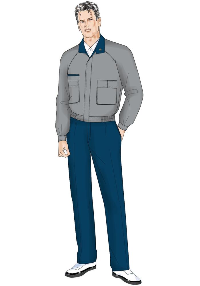 复件 夹克工服订制