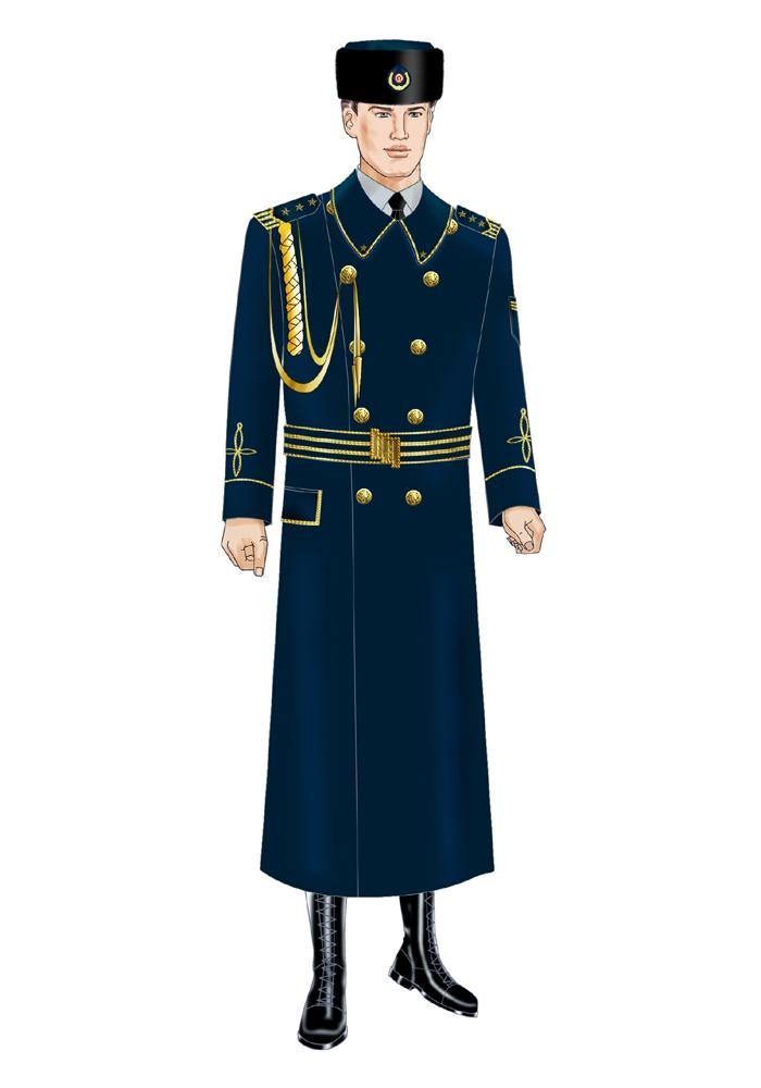 安运保安大衣