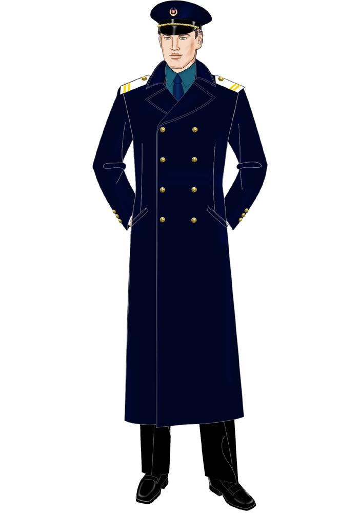男式公交制服
