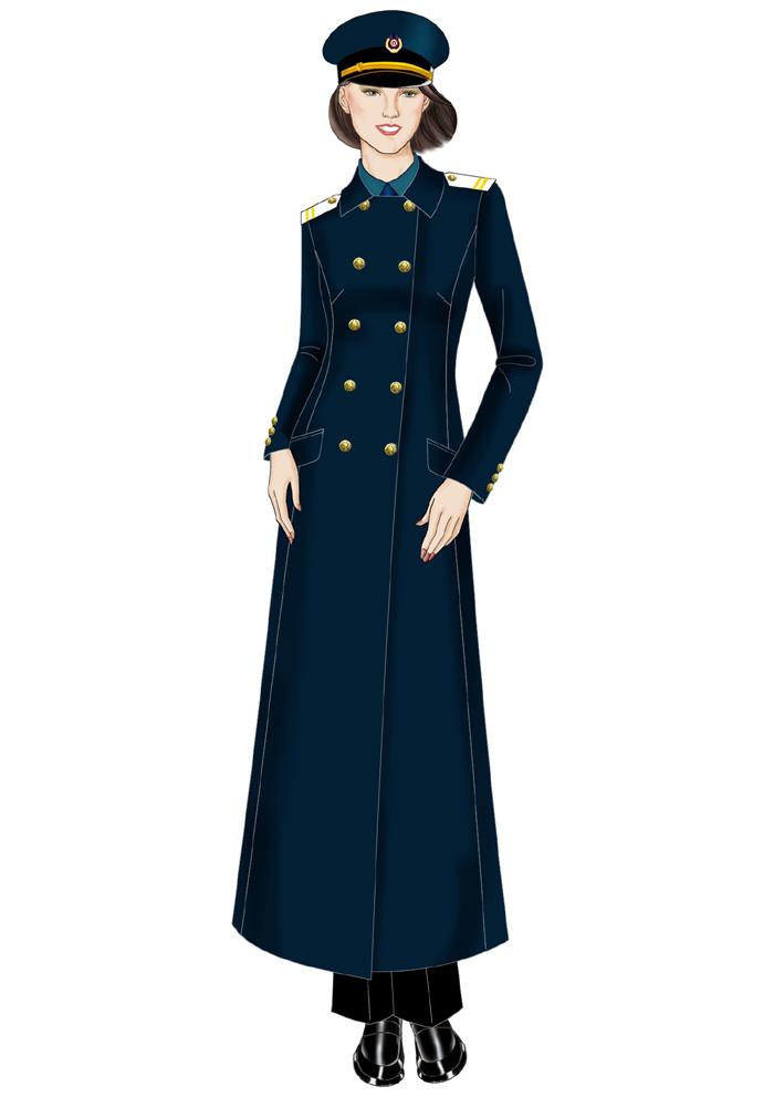 女式公交制服