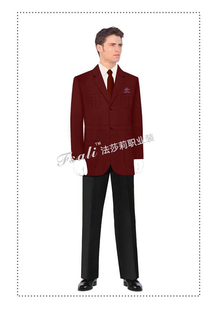北京公交制服