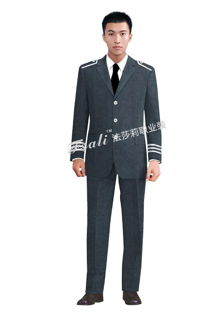 售票员制服