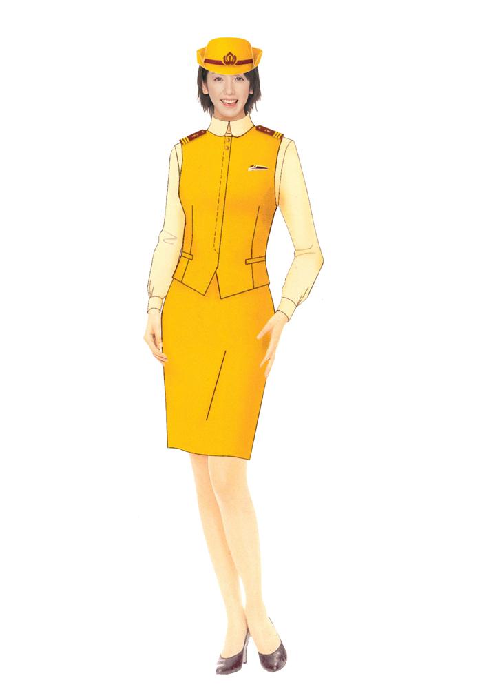 女士公交裙装4