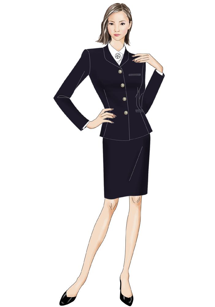 女士公交裙装5