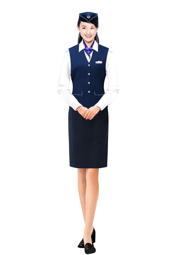 高级铁路女装