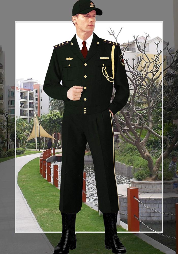 北京保安服加工