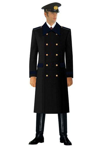品牌保安大衣制服