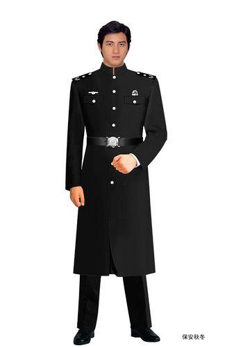顺义保安大衣制服