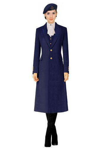 羊毛保安大衣制服