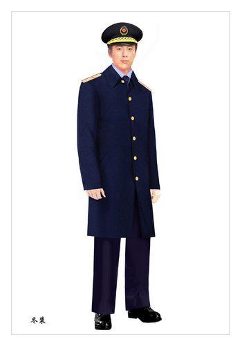 最好保安大衣制服