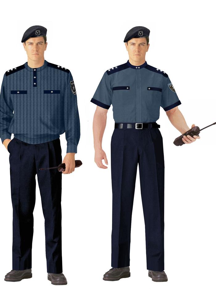 男式保安服1