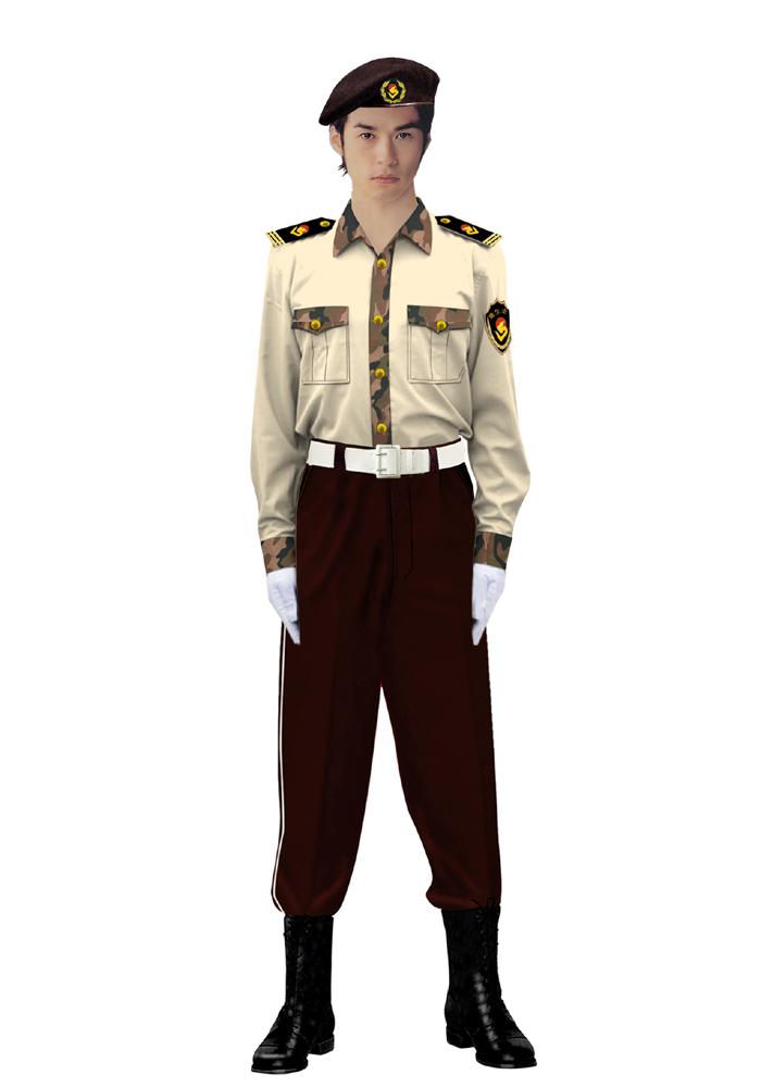 保安服男装