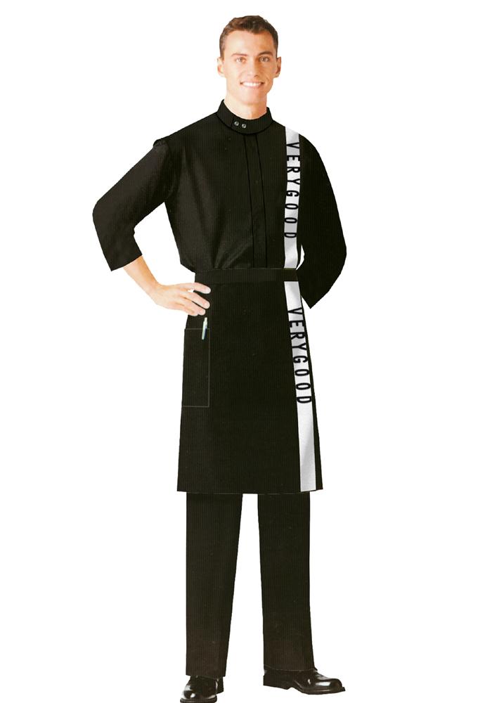 水吧服务员制服1
