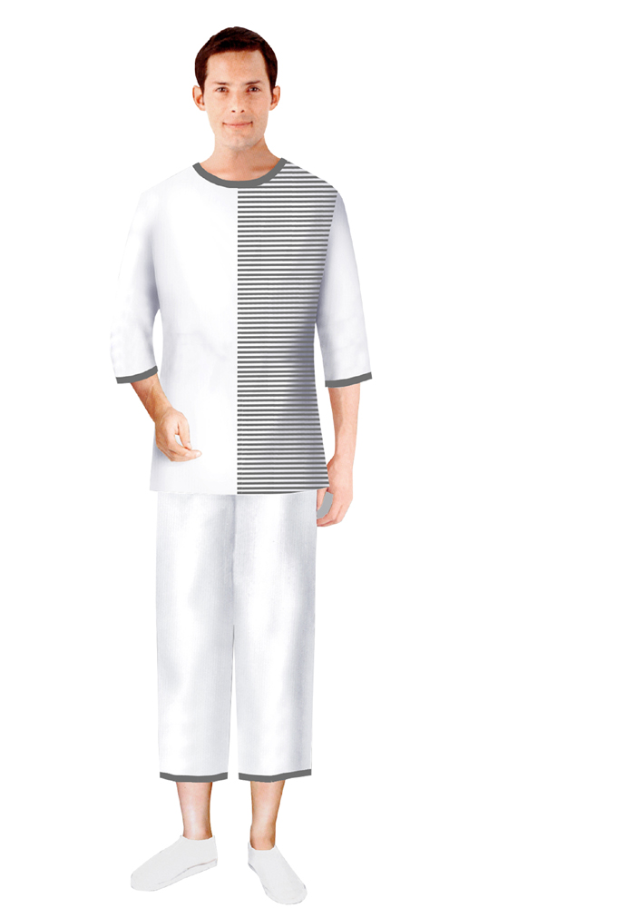 水区更衣服务员制服