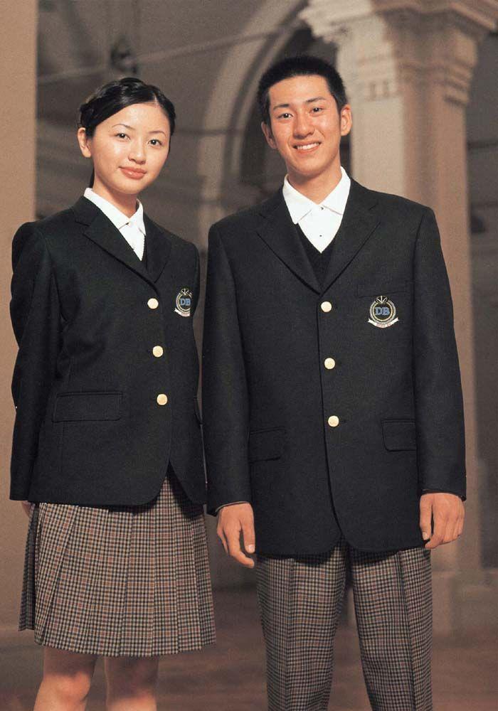 北京二中校服