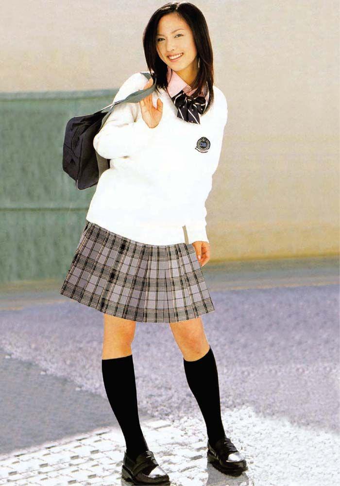裙装初高中学生制服