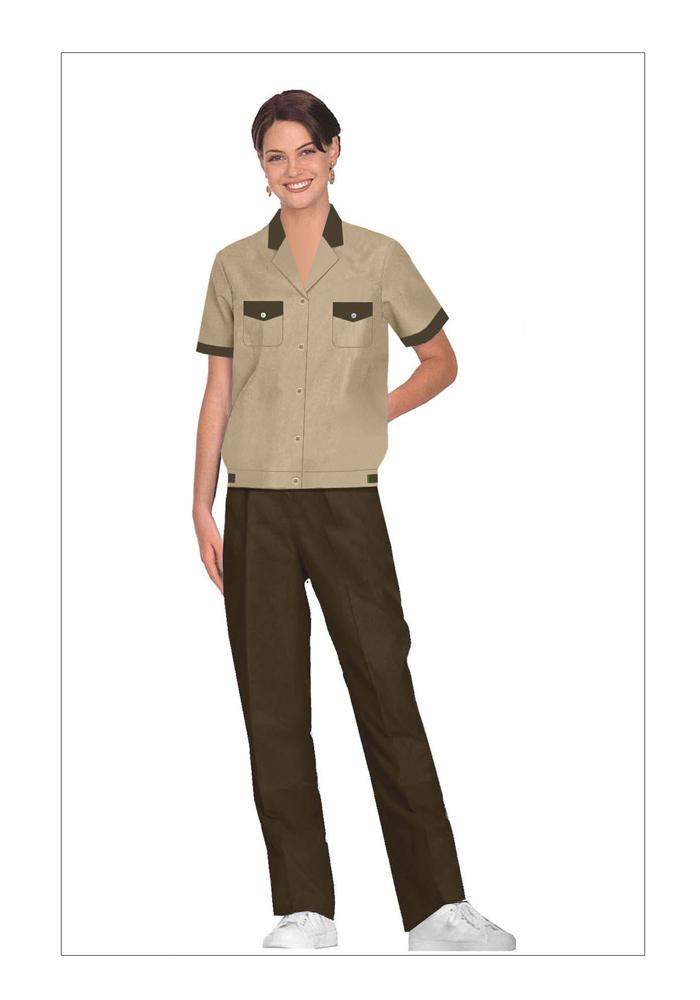 家政服务制服2