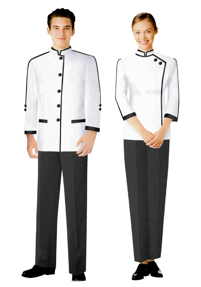 家政服务制服4