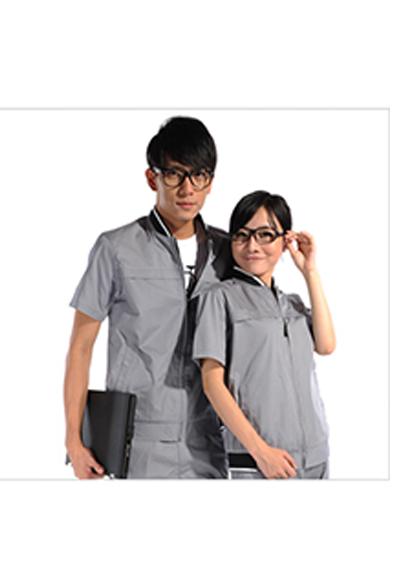 罗纹工作服