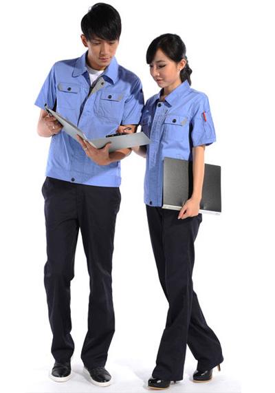 质检男女工服