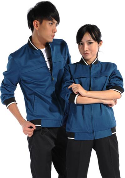 纯棉工作服 (2)