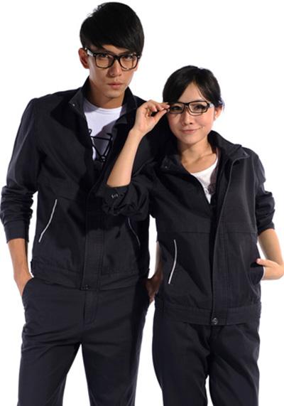 黑色工作服1