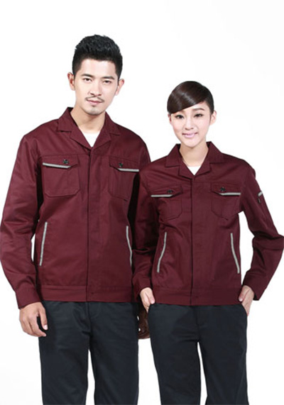 时尚工作服1