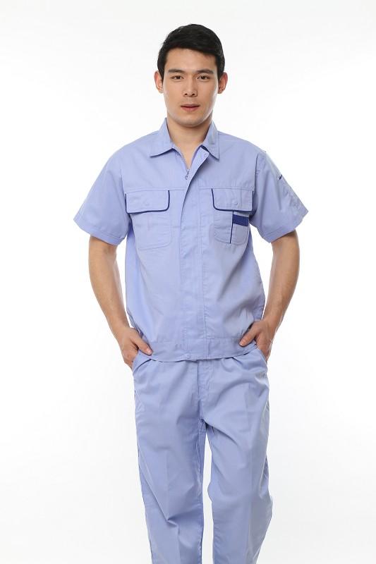 蓝色工程服1