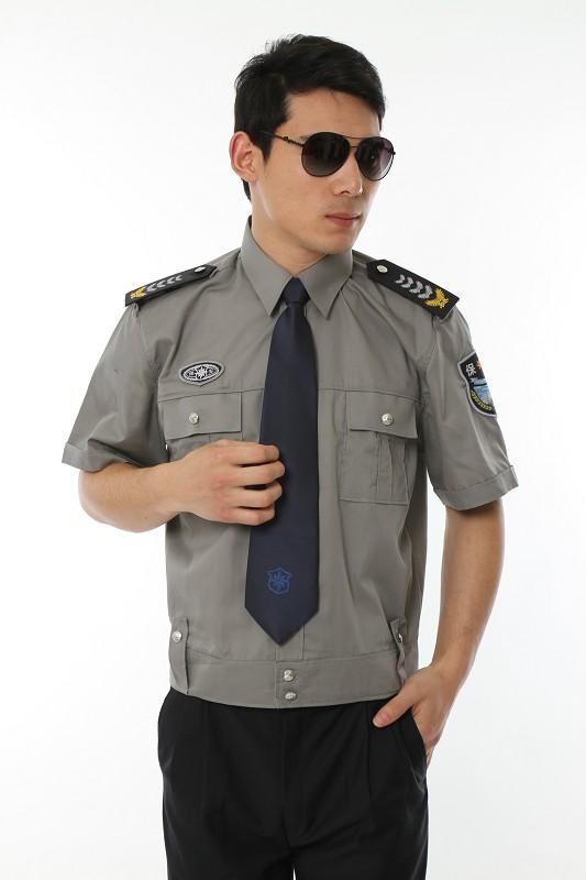 北京定制夏季工作服选择什么面料