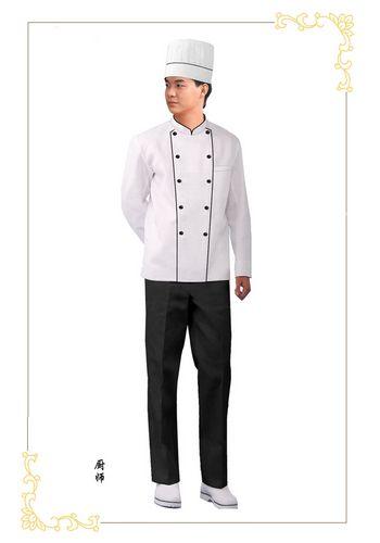 定制厨师制服需要了解哪些以及有什么清洗小窍门?